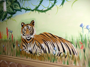 Murals in Adelaide Aged Care