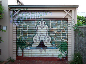 Adelaide Shed Art